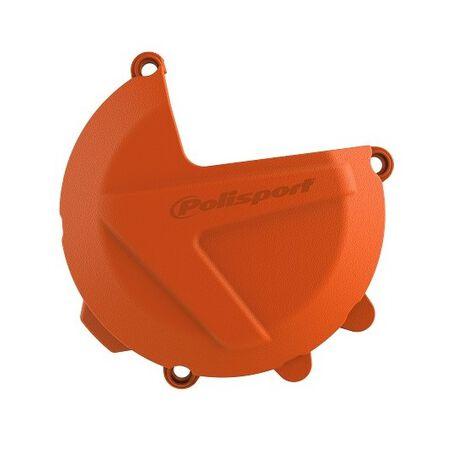 _KTM SX-F 250/350 16-20 EXC-F 250/350 17-20 Clutch Cover Protection Orange   8462500002   Greenland MX_