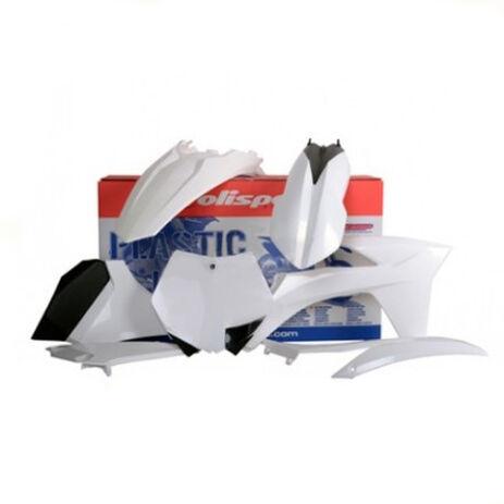 _Polisport KTM EXC/EXC-F 12-13 White Plastic Kit | 90508-P | Greenland MX_