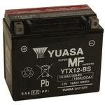 _Yuasa battery free maintenance YTX12-BS | BY-YTX12BS | Greenland MX_