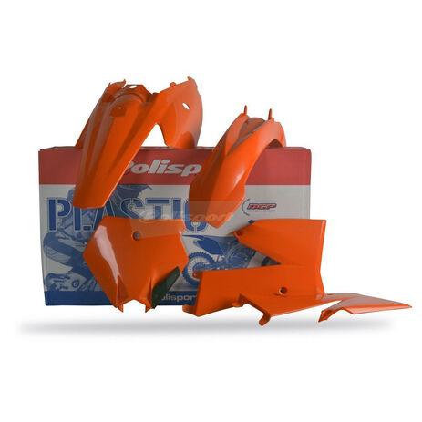 _Polisport KTM SX 85 06-12 Plastic Kit | 90131 | Greenland MX_