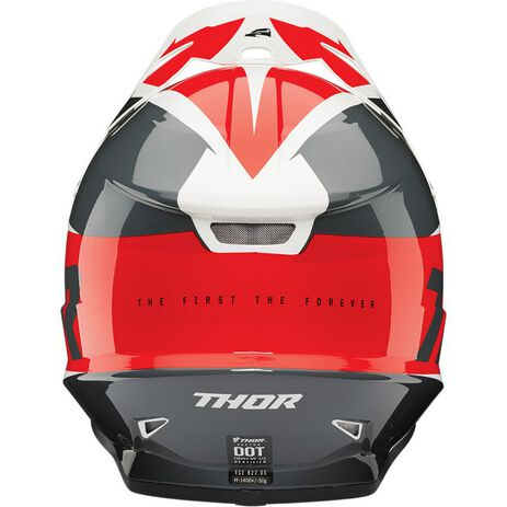 _Thor Sector Fader Helmet | 0110-67RN-P | Greenland MX_