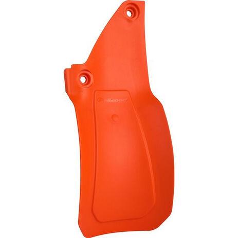 _Polisport KTM SX/SX-F 07-15 EXC/EXC-F 08-16 Husqvarna Rear Shock Protection Orange   8906300002   Greenland MX_