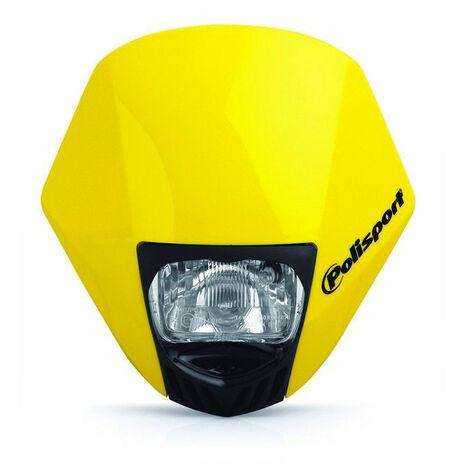 _Polisport HMX Headlight Yellow | 8662800004 | Greenland MX_