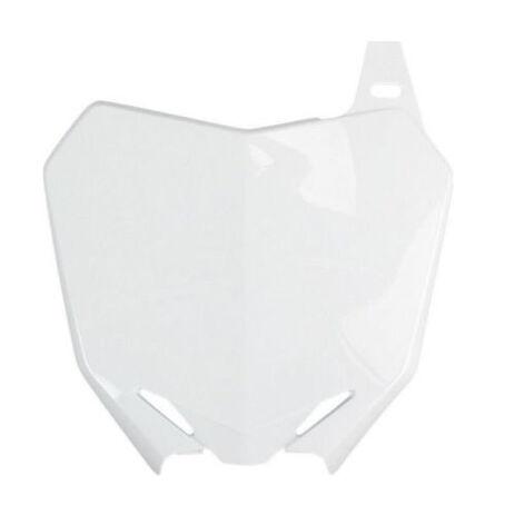 _Polisport Suzuki RMZ 250 10-15 RMZ 450 08-15 Front Plate White   8659300002   Greenland MX_