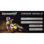 _Gift Voucher GreenlandMX 100    CHGMX-100   Greenland MX_