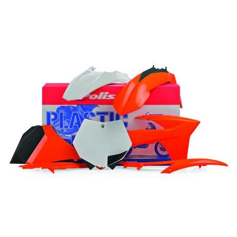 _Polisport  KTM SX 2011 Plastic Kit | 90510 | Greenland MX_