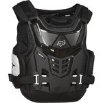_Fox Raptor Proframe Youth Protector Black | 13608-018-OS | Greenland MX_