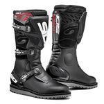 _Sidi Trial Zero.1 Boots BLack | BSD2063300 | Greenland MX_