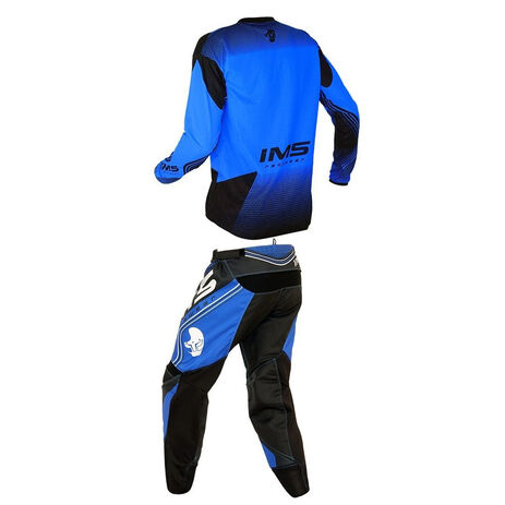 _IMS Start Pants Blue | IMS4144-P | Greenland MX_