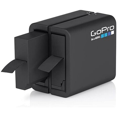_Go Pro Hero 4 Dual Battery Charger + Battery | AHBBP-401 | Greenland MX_
