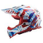 _LS2 Fast EVO MX437 Funky Helmet | 404373302-P | Greenland MX_