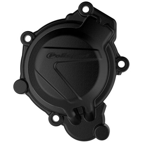 _Ignition Cover Protector KTM SX 125/150 16-18 Husqvarna TC 125 17-18 Black | 8464100001 | Greenland MX_