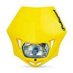 _Polisport MMX Headlight Yellow | 8663500004 | Greenland MX_