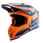 _Acerbis Profile 4.0 Helmet Blue/Orange   0022821.471   Greenland MX_