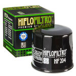 _Hiflofiltro Kawasaki KFX 700 04-09 Oil Filter | HF204 | Greenland MX_