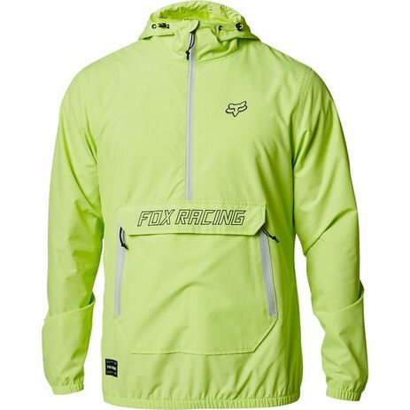 _Fox Savage Anorak Jacket Lime | 24766-334-P | Greenland MX_