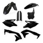 _Acerbis Kawasaki KX 450 F 16-17 Plastic Kit Full Black   0021843.090-P   Greenland MX_