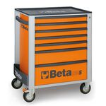 _Beta Tools Mobile Roller Cab with 7 Drawers | C24S-7-O-P | Greenland MX_