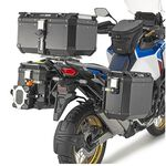 _Givi Specific PL One-Fit Pannier Holder for Monokey Cam-Side Trekker Outback Case  Honda CRF 1100L AS 20-.. | PLO1178CAM | Greenland MX_