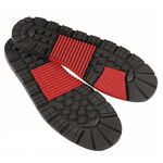 _Pair of Hebo Trial Replacement Soles Techcomp Black/Red | HTR1020R | Greenland MX_