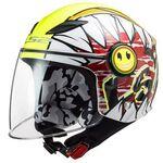 _LS2 Funny Mini OF602 Crunch Youth Helmet   306022154-P   Greenland MX_