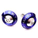 _Bar end Plug  eta 29 mm Blue | ZE48-7007 | Greenland MX_