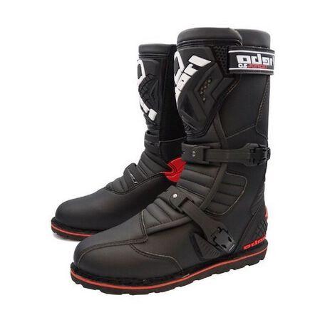 _Hebo Trial Technical Evo 2.0 Micro Boots Black | HT1013N | Greenland MX_