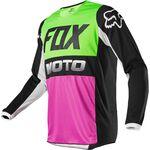 _Fox 180 Fyce Kids Jersey Multi | 24623-922 | Greenland MX_