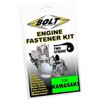 _Bolt Kawasaki KX 65 00-.. KX 85 01-.. Motor Bolt Kit | BT-E-K8-8820 | Greenland MX_