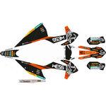 _KTM EXC/EXC-F 2020 Full Sticker Kit WESS   SK-KTEXC20WSBKOR-P   Greenland MX_