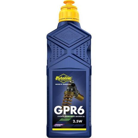 _Putoline Shock Fluid GPR 6 SAE 2.5 1 Liter | PT70177 | Greenland MX_
