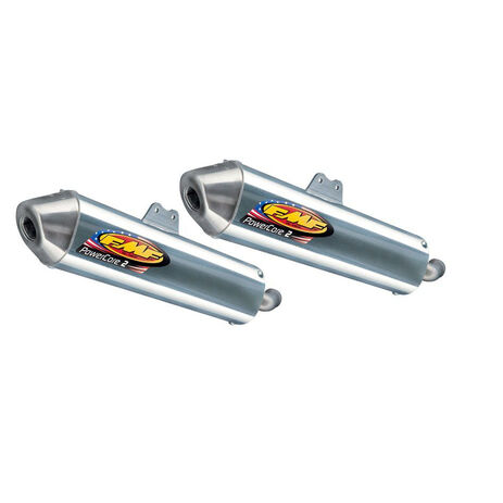 _FMF Power Core 2 Silencer Set Yamaha YFZ 350 Banshee 87-06 | 020264 | Greenland MX_