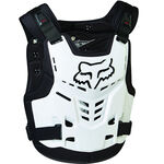 _Fox Racing Proframe LC Protector white | 13558-008-P | Greenland MX_