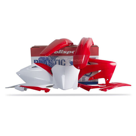 _Polisport CRF 250 08 plastic kit | 90142 | Greenland MX_