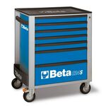 _Beta Tools Mobile Roller Cab with 7 Drawers | C24S-7-B-P | Greenland MX_