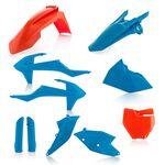_Acerbis KTM SX 125/150 16-18 SX 250 17-18 SX-F 16-18 Plastic Full Kit   0021741.204-P   Greenland MX_
