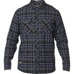_Fox Traildust Flannel Shirt Midnight | 23826-329 | Greenland MX_