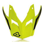 _Acerbis Active Graffix Helmet Visor Fluor Yellow/Black | 0016053.279 | Greenland MX_