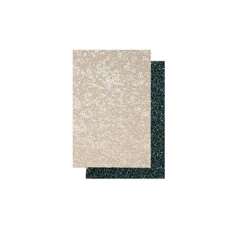 _Blackbird No Slip Crystall Sheets 47 x 33 cm | 5071-80-P | Greenland MX_