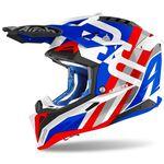 _Airoh Aviator 3 Rainbow Helmet | AV3R18-P | Greenland MX_