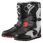 _Hebo Trial Technical Evo 2.0 Micro Boots White | HT1013B | Greenland MX_