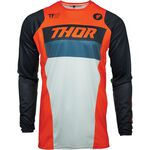 _Thor Pulse Racer Jersey Orange/Midnight | 2910-619N-P | Greenland MX_