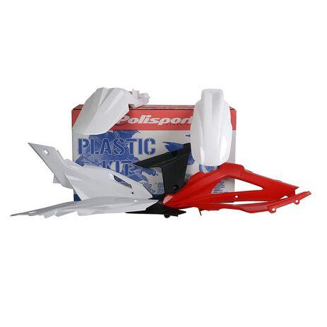 _Polisport Husqvarna TC/TE 250/310/450/510 09-10 Plastic Kit   90504   Greenland MX_