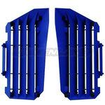 _Polisport Yamaha Radiator Louver Kit YZ 250 F 14-18 YZ 450 F 14-17 WR 250 F 15-18 Blue | 8455400002 | Greenland MX_