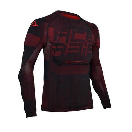 _Acerbis X-Fit Future Junior Body Armour Black | 0023407.090 | Greenland MX_