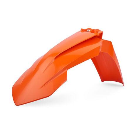 _Polisport KTM EXC/EXC-F 17-18 SX/SX-F 16-18 Front Fender Orange | 8574200001 | Greenland MX_