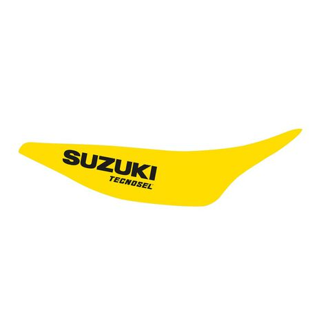 _ Tecnosel Seat Cover Replica Team Suzuki 1993 RM 125/250 93-95   13V01   Greenland MX_