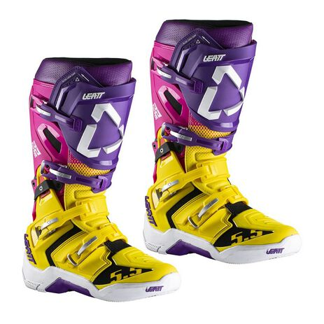 _Leatt 5.5 Flexlock Boots | LB3021100100-P | Greenland MX_