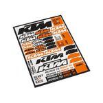 _Assorted Stickers KTM | 3PW1674300 | Greenland MX_