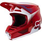 _Fox V2 Vlar Helmet Flame Red | 24264-122 | Greenland MX_